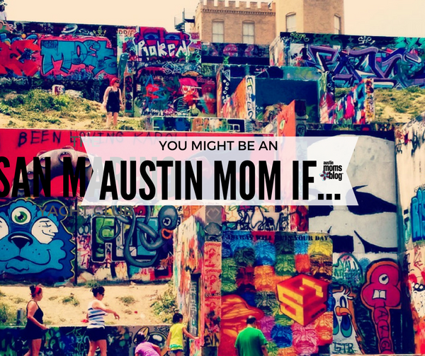 Austin mom