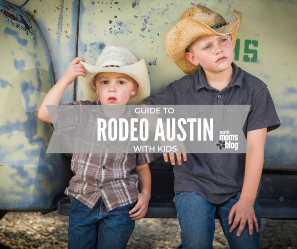 Guide To The Austin Rodeo With Kids