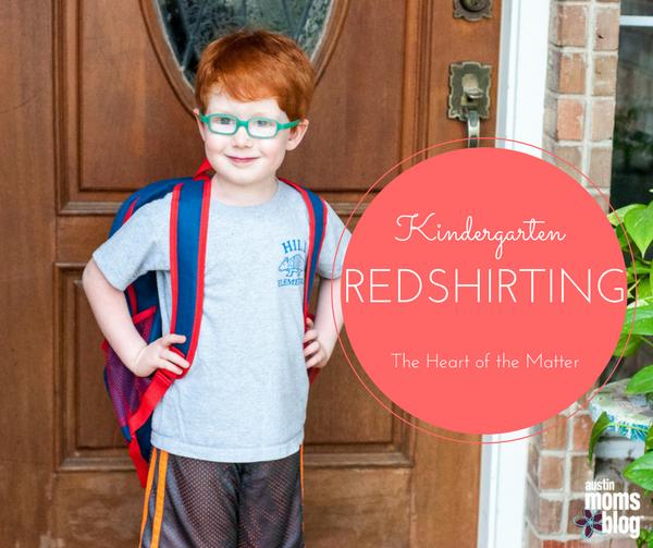 kindergarten redshirting
