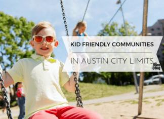kid-friendly communities in Austin