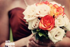 bridesmaid as a mom