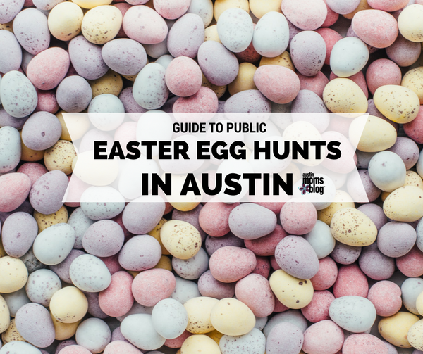easter egg hunts in austin