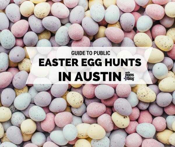 easter egg hunts in austin