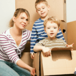 A Fun Little Guide To Moving With Kids