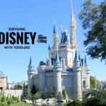 Surviving Disney with Toddlers
