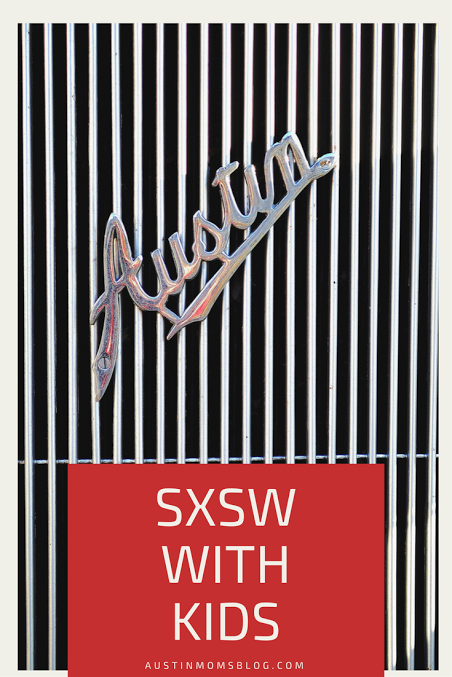 The Hip Mom's Guide to SXSW | Austin Moms Blog