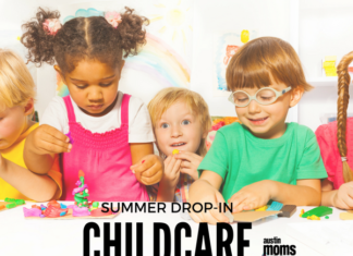 drop-in childcare