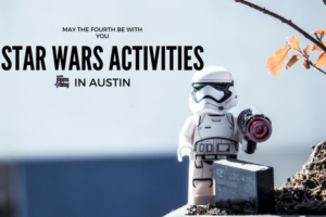 Star Wars Activities in Austin