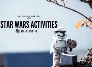 Star Wars Activities in Austin