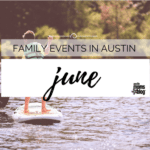 June Family Events Calendar!