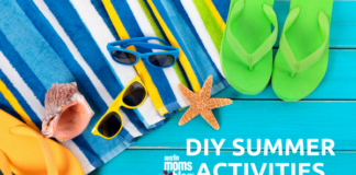 DIY Summer Activities