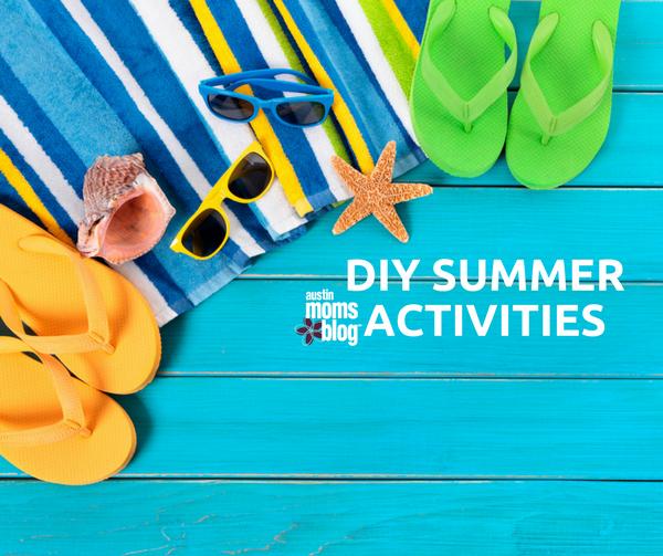 DIY Summer Activities