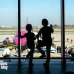 Surviving A Flight With Littles