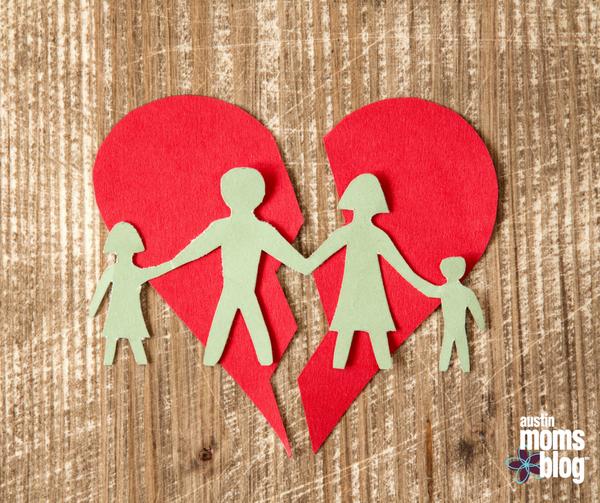 divorce after kids