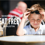Where Kids Eat Free Around Austin