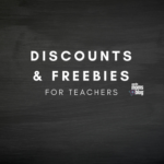 Teacher's Guide to Discounts and Freebies