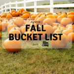 Austin Fall Bucket List: 100 Things to do in Austin this Fall
