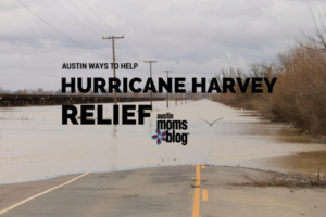 Austin ways to help hurricane harvey
