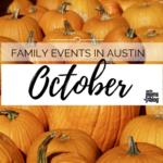 October Family Events Calendar