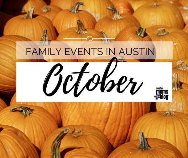 October Family Events