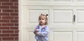 stylish daughter
