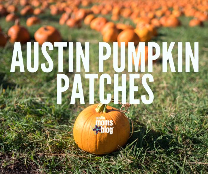 pumpkin patches in Austin