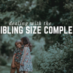 The Sibling Size Complex: A Big Girl And A Small Boy