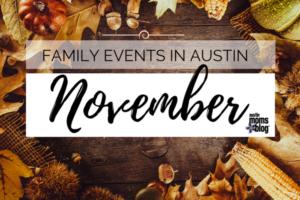 November family events