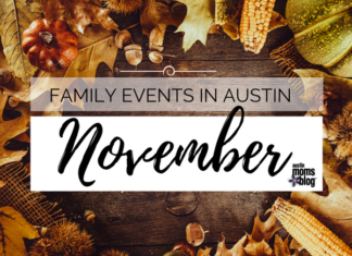 November family events