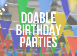 doable birthday parties