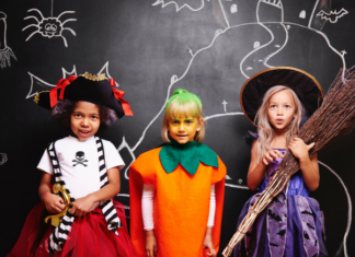 quick halloween costumes