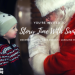 Story Time With Santa @ The Domain & Lakeline Mall