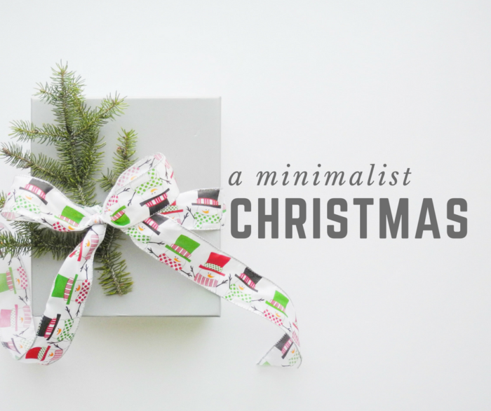 Minimalist Christmas.The Do S And Don Ts Of A Minimalist Christmas