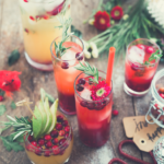 Festive Mocktails for the Holidays (or any days)