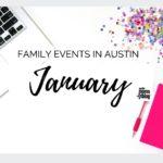 January Family-Friendly Events