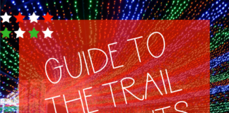 guide to the trail of lights