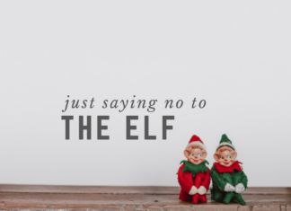 no to the elf