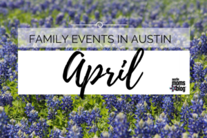 April Events in Austin
