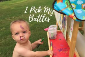 pick my battles