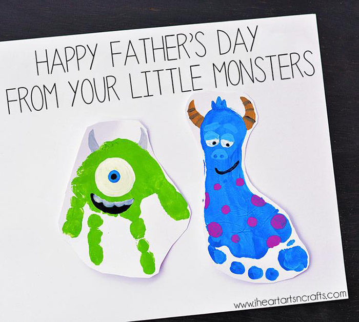 Monster Arts And Crafts Ideas