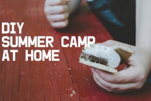 AMB-DIY Summer Camp at Home