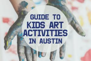 AMB-Kids Art Activities in Austin