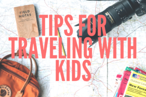 AMB-tips for traveling with kids