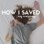 How I Saved My Marriage | 6 Things You Need to Know About Sleep