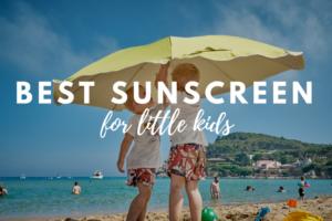 AMB-Best Sunscreen For Little Kids