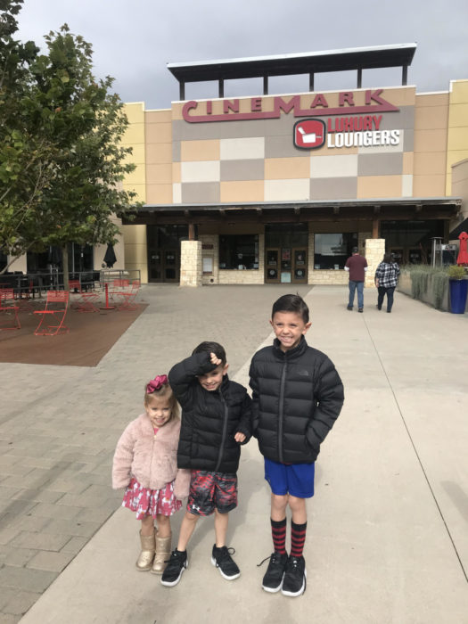 The Gift of Experience | Cinemark Movie Club
