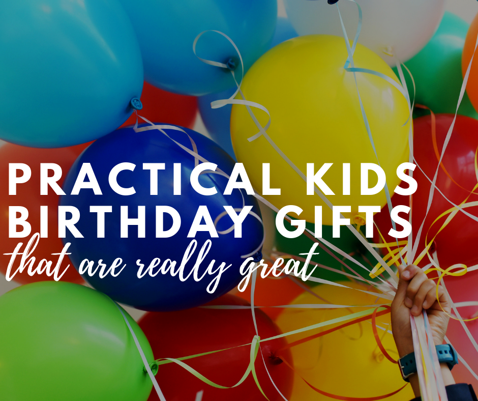 Practical Fitness Austin Tx: Practical Kids Birthday Gifts That Really Are GREAT