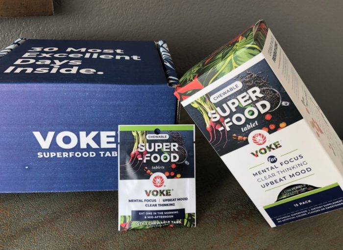 Voke Superfood Tab