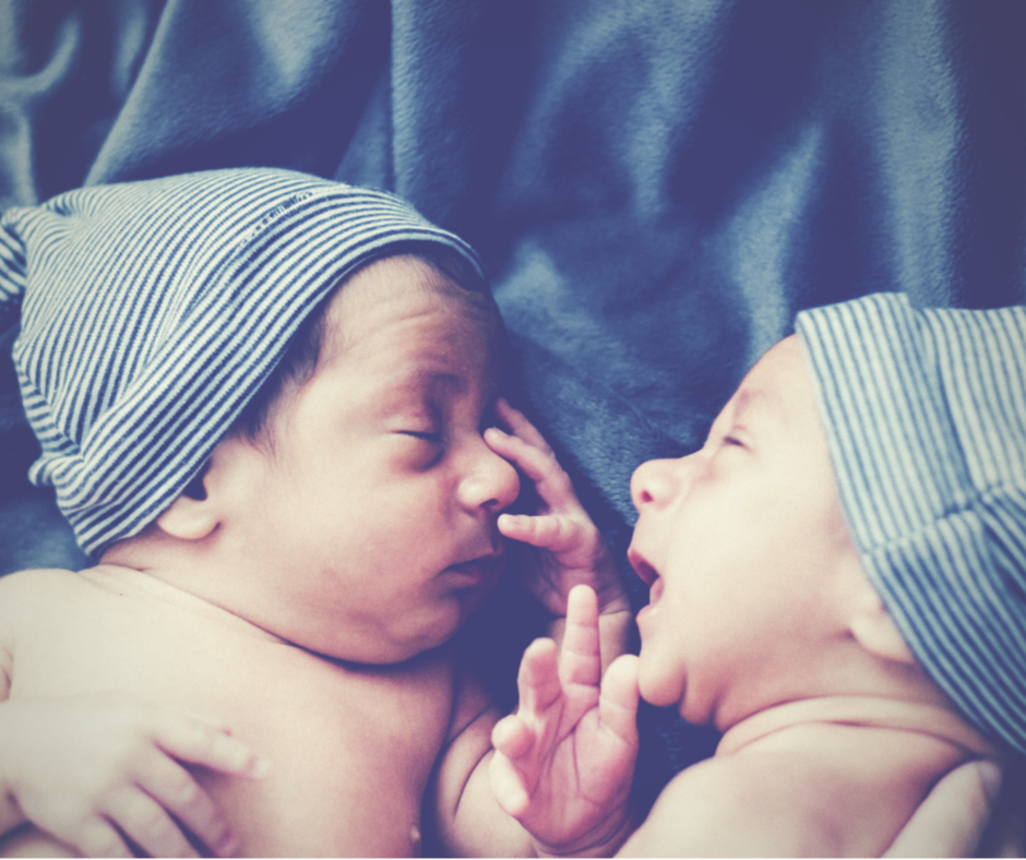 Moms Guide To Having Twins