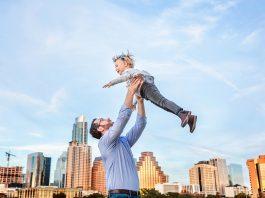 We love raising our kids in Austin